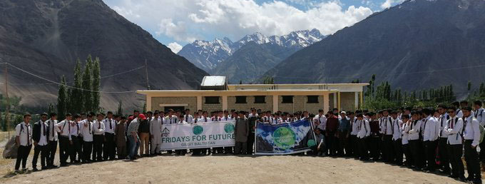 Fridays for Future Pakistan