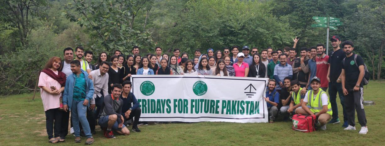 We Are Fridays For Future Pakistan