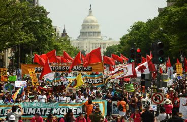 US politics and Climate shift