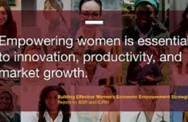 Women Empowerment and Economic Development – Why The World Needs More Women Entrepreneurs